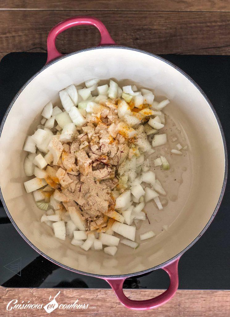 pastilla-au-poulet-11-745x1024 - Pastilla au poulet et aux amandes