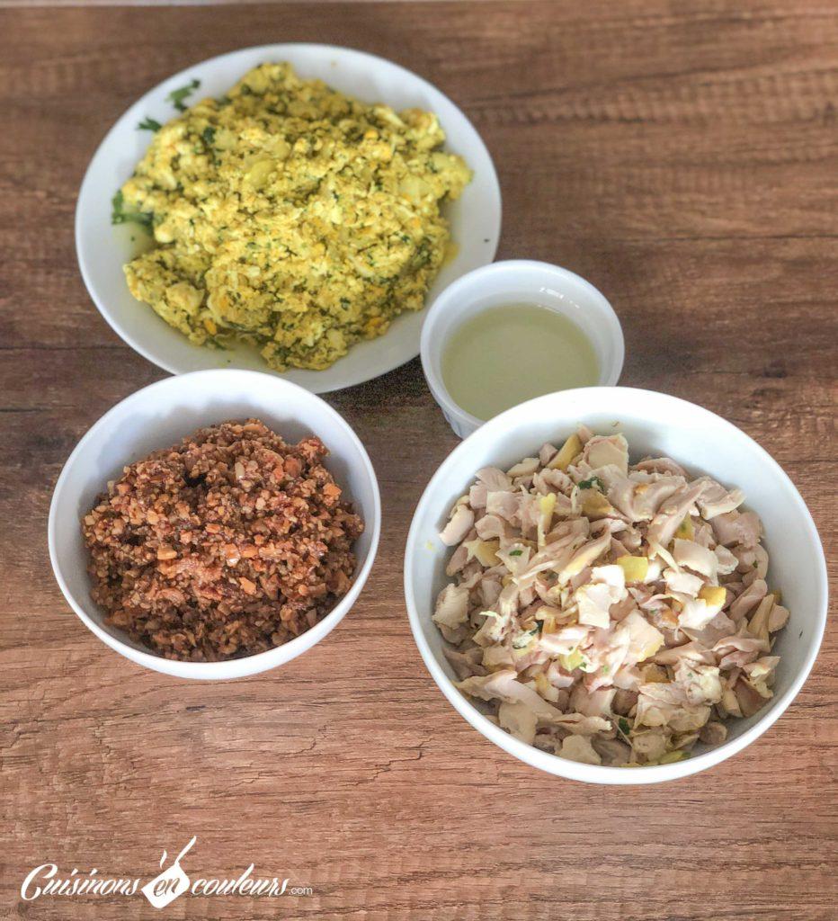 pastilla-au-poulet-16-932x1024 - Pastilla au poulet et aux amandes