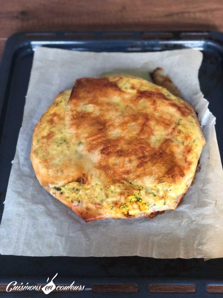 pastilla-au-poulet-24-768x1024 - Pastilla au poulet et aux amandes