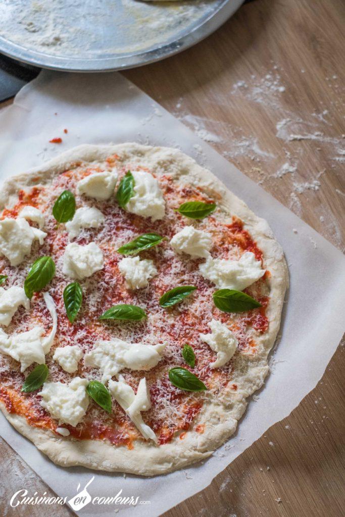 pizza-margherita-19-683x1024 - Plus de 35 idées salées pour Ramadan