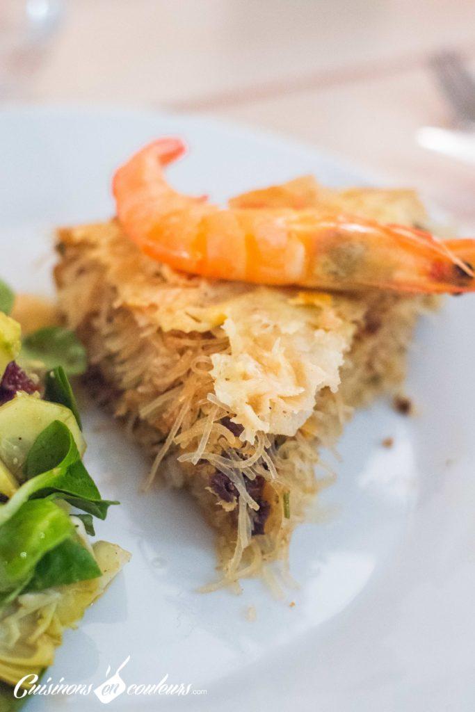 Pastilla-poisson-20-683x1024 - Pastilla au poisson et aux fruits de mer