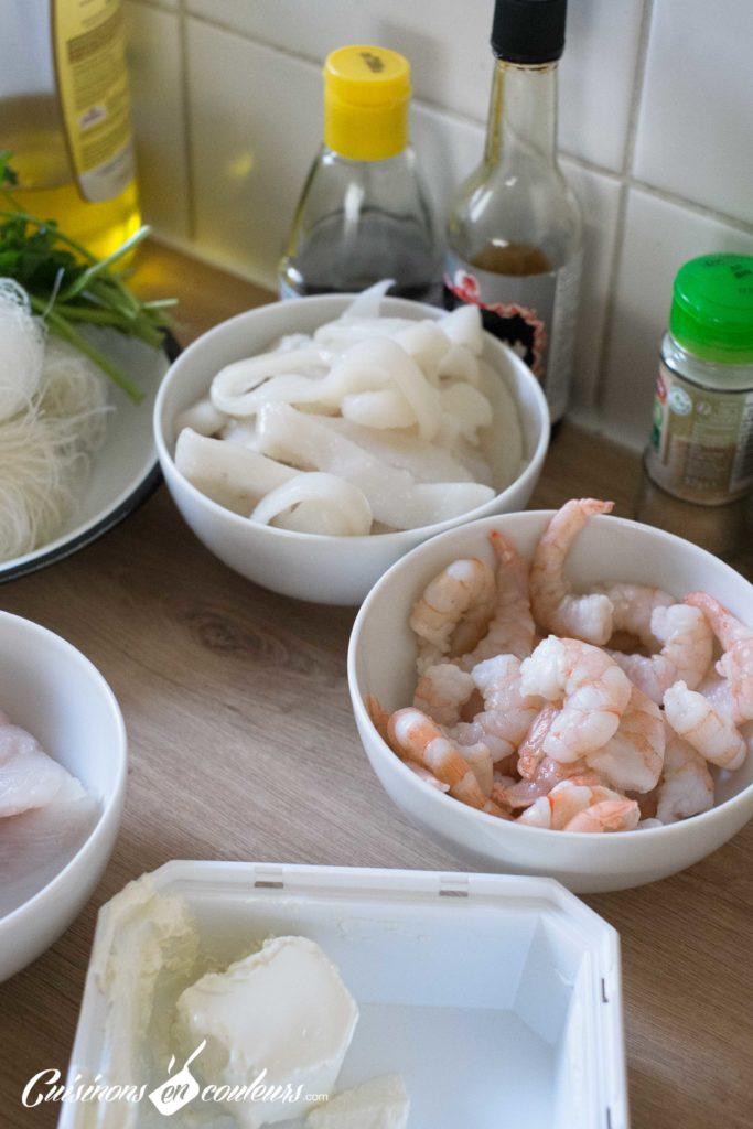 Pastilla-poisson-683x1024 - Pastilla au poisson et aux fruits de mer