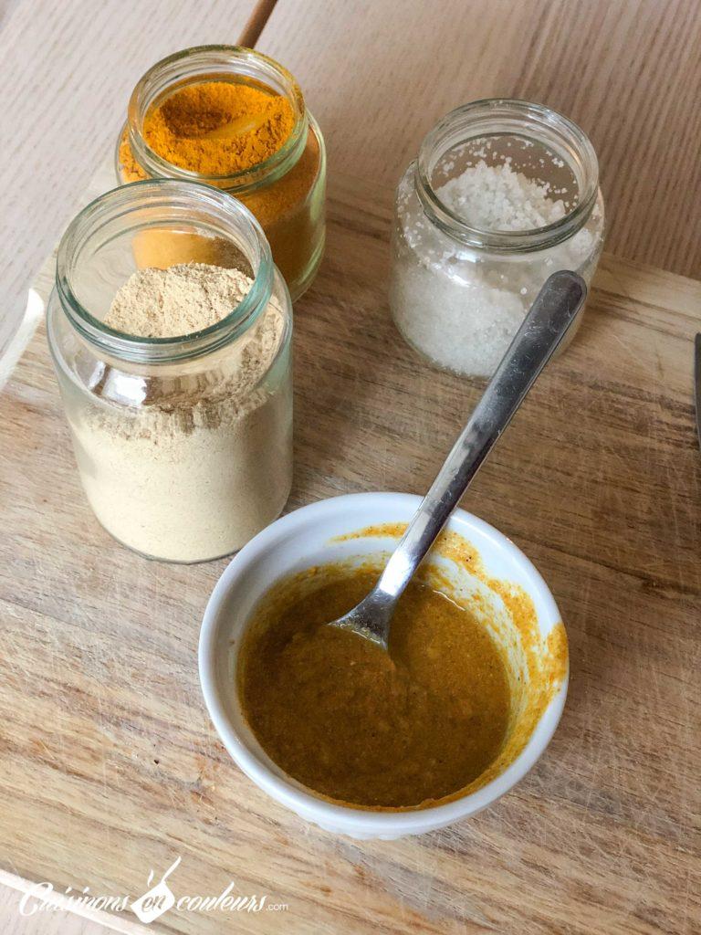 Poulet-mhamar-11-768x1024 - Djaj M'hamar bdeghmira : poulet aux olives et au citron confit