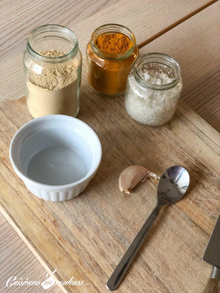 Poulet-mhamar-8-768x1024 - Djaj M'hamar bdeghmira : poulet aux olives et au citron confit