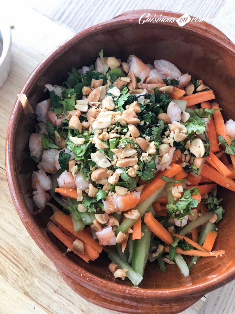 Salade-crevettes-vermicelles-7-768x1024 - Salade de crevettes et vermicelles