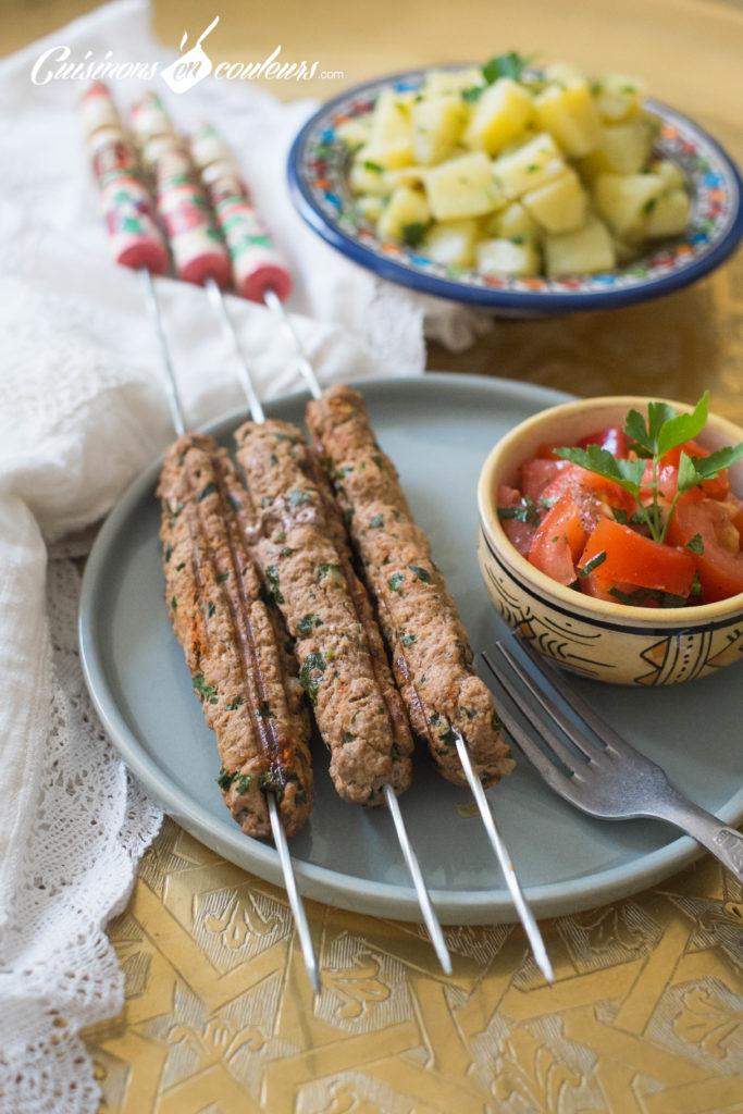 Kefta-marocaine-11-1-683x1024 - Kefta, viande hachée à la marocaine