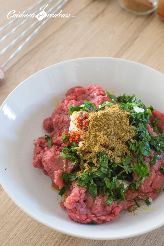Kefta-marocaine-3-683x1024 - Kefta, viande hachée à la marocaine