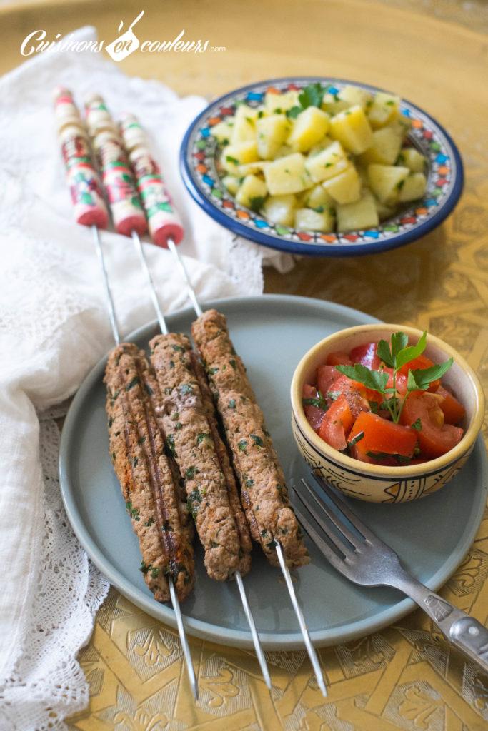 Kefta-marocaine-9-683x1024 - Kefta, viande hachée à la marocaine