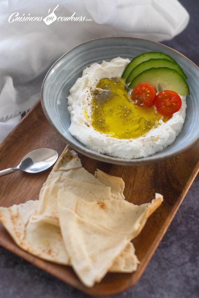 Labne-2-683x1024 - Labné, fromage libanais