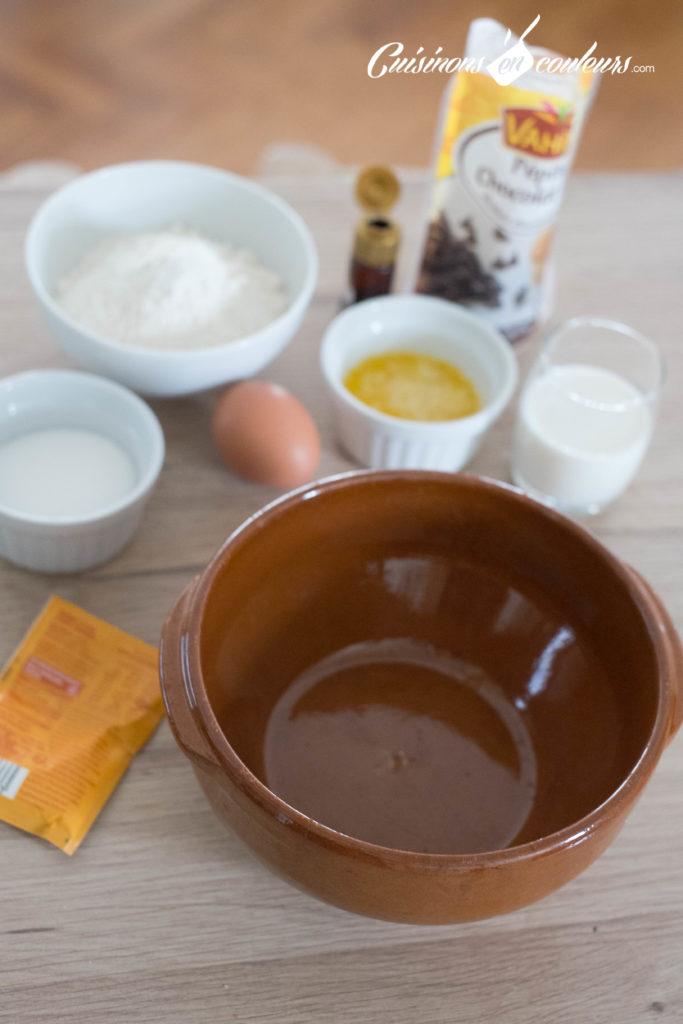 Muffins-chocolat-683x1024 - Muffins aux pépites de chocolat