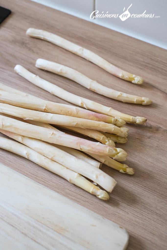Asperges-vinaigrette-683x1024 - Asperges blanches, vinaigrette et pistaches
