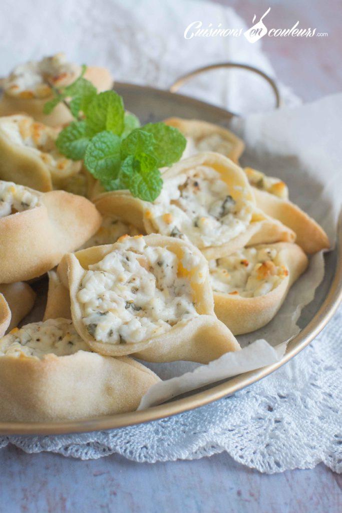 Fatayers-fromage-16-683x1024 - Plus de 35 idées salées pour Ramadan