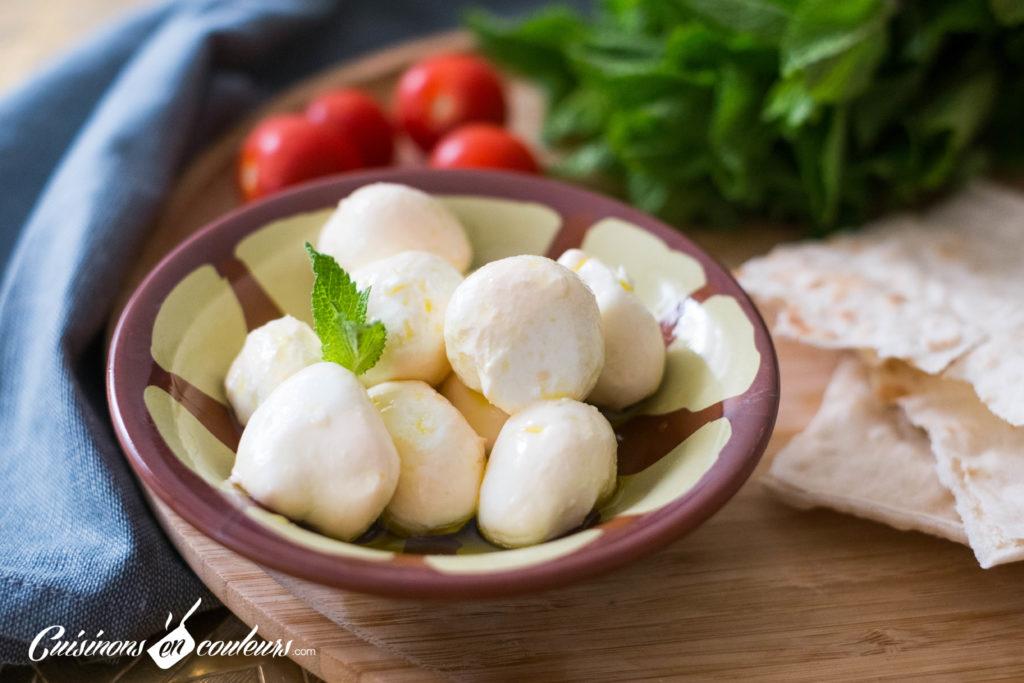 Billes-labné-2-1024x683 - Billes de Labné, billes de fromage libanais fait maison