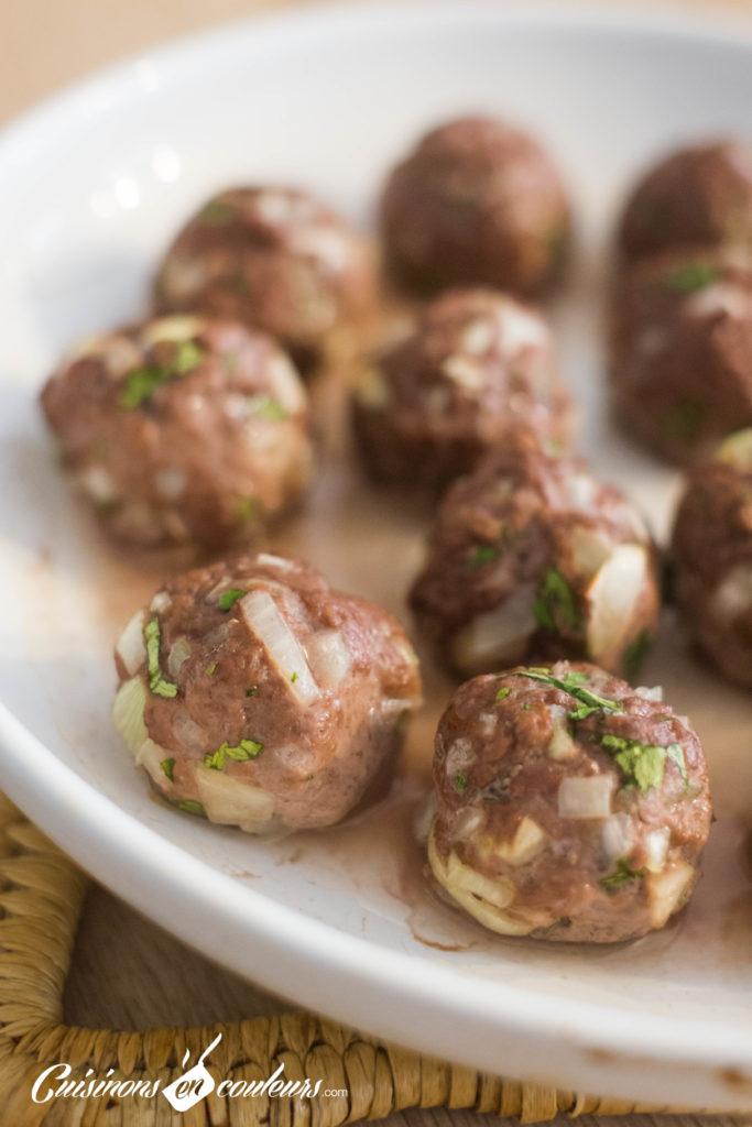 Viande-hachee-boulettes-2-683x1024 - Boulettes de viande hachée aux épices