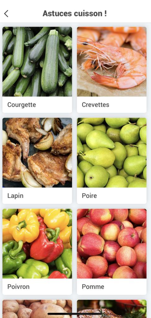 IMG_4559-e1565813419221-487x1024 - Quelques recettes Cuisinons En Couleurs sur l'application Foodle