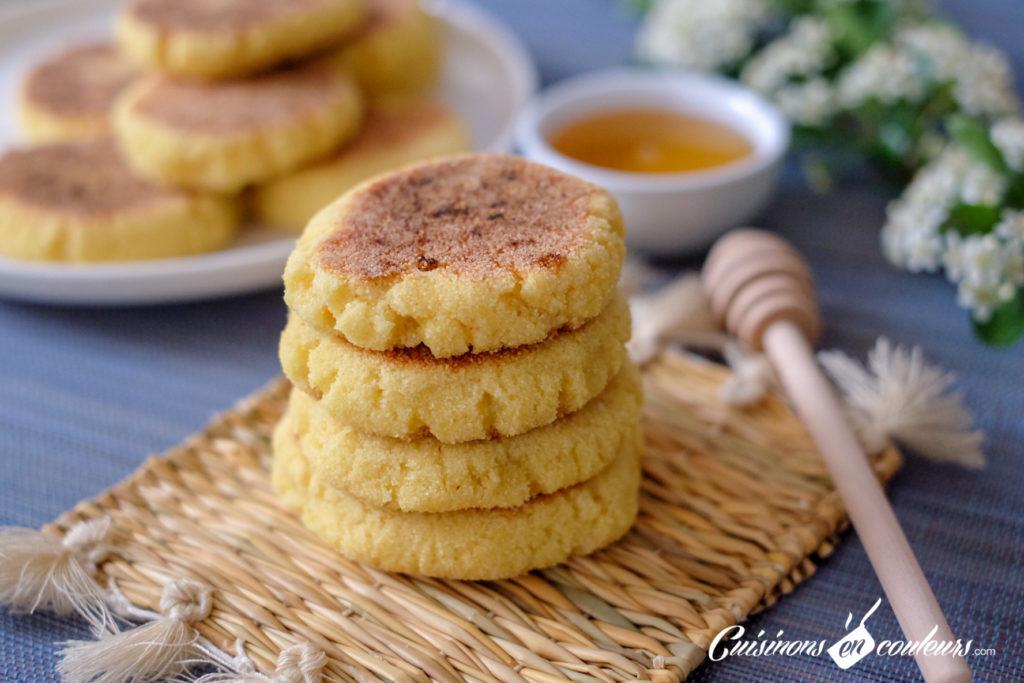 harcha-2-1024x683 - Harcha, LA recette simplifiée de la galette marocaine