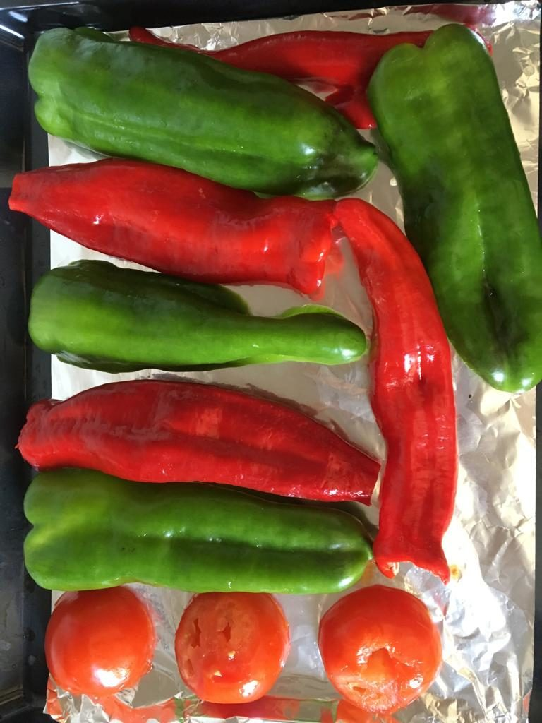 394498fa-0efd-41dd-a623-49684dc62328-768x1024 - Méchouia, salade de poivrons et tomates grillés