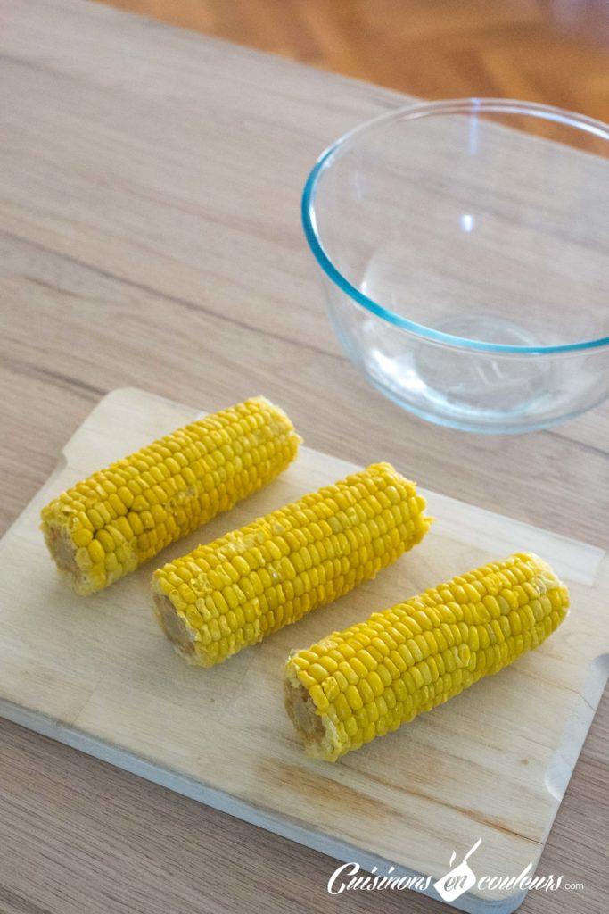 Salade-de-mais-683x1024 - Salade de maïs à la feta et à la coriandre