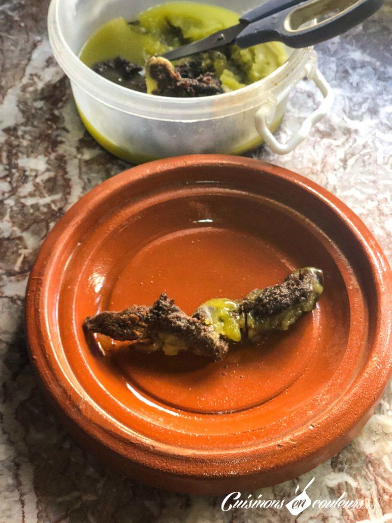 bid-bel-khlii-768x1024 - Bid bel khlii, tajine de viande séchée aux oeufs