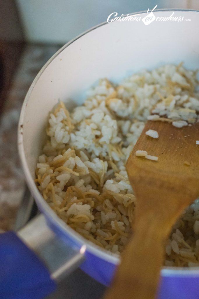 brochettes-poulet-cannelle-5-683x1024 - Brochettes de poulet au yaourt et aux épices