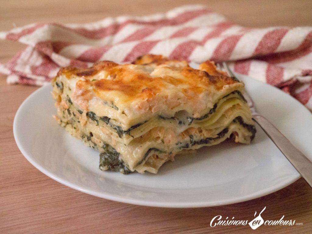lasagne-saumon-1-1024x768 - Lasagnes au saumon et aux épinards