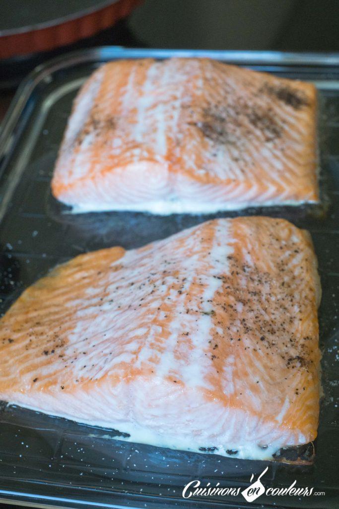 lasagne-saumon-4-683x1024 - Lasagnes au saumon et aux épinards