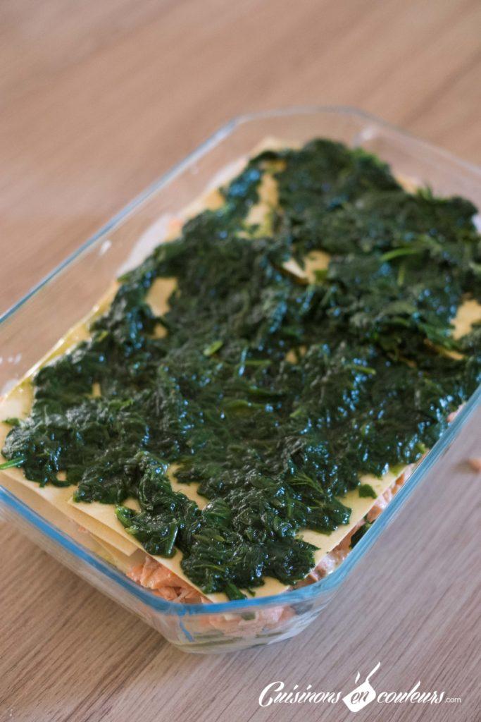 lasagne-saumon-683x1024 - Lasagnes au saumon et aux épinards