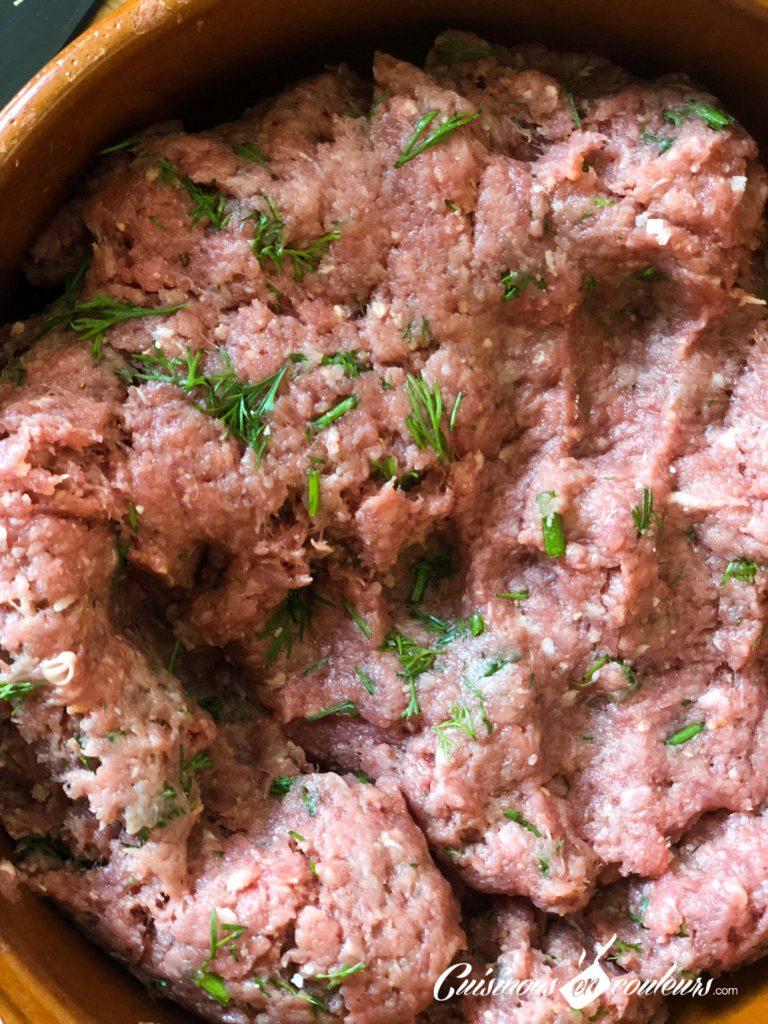 Meatballs-aux-herbes-11-768x1024 - Boulettes de viande hachée à l'aneth