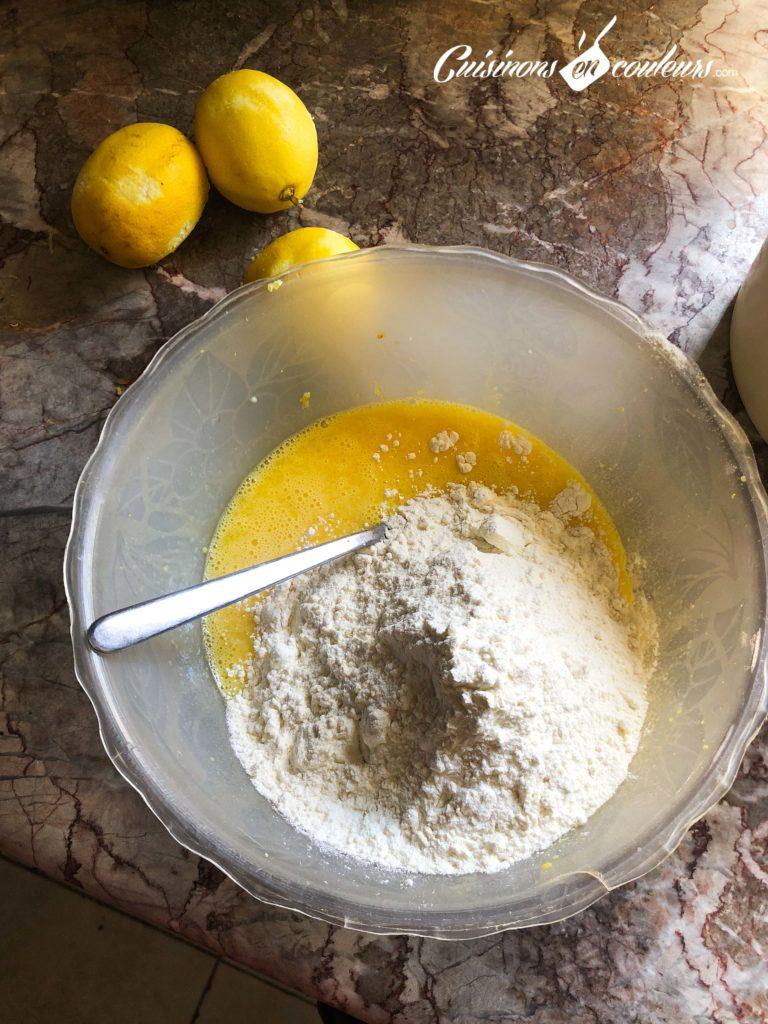 Cake-au-citron-3-768x1024 - Cake facile au citron à faire avec les enfants