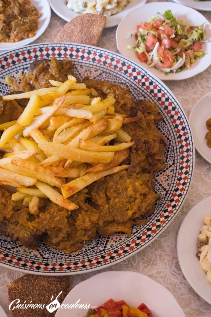 Lham-Mhamer-2-683x1024 - Lham Mhamar, agneau confit à la marocaine