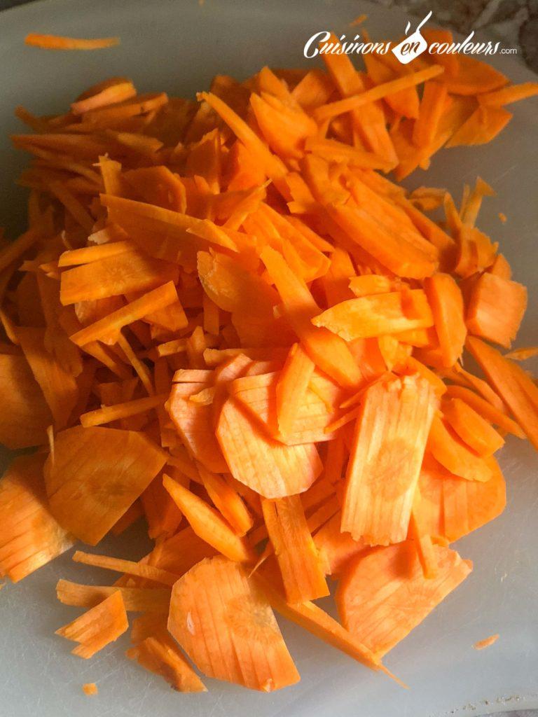 carottes-raisins-secs-3-768x1024 - Salade de carottes aux raisins secs