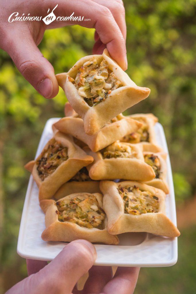 fatayers-aux-poireaux-683x1024 - Plus de 35 idées salées pour Ramadan