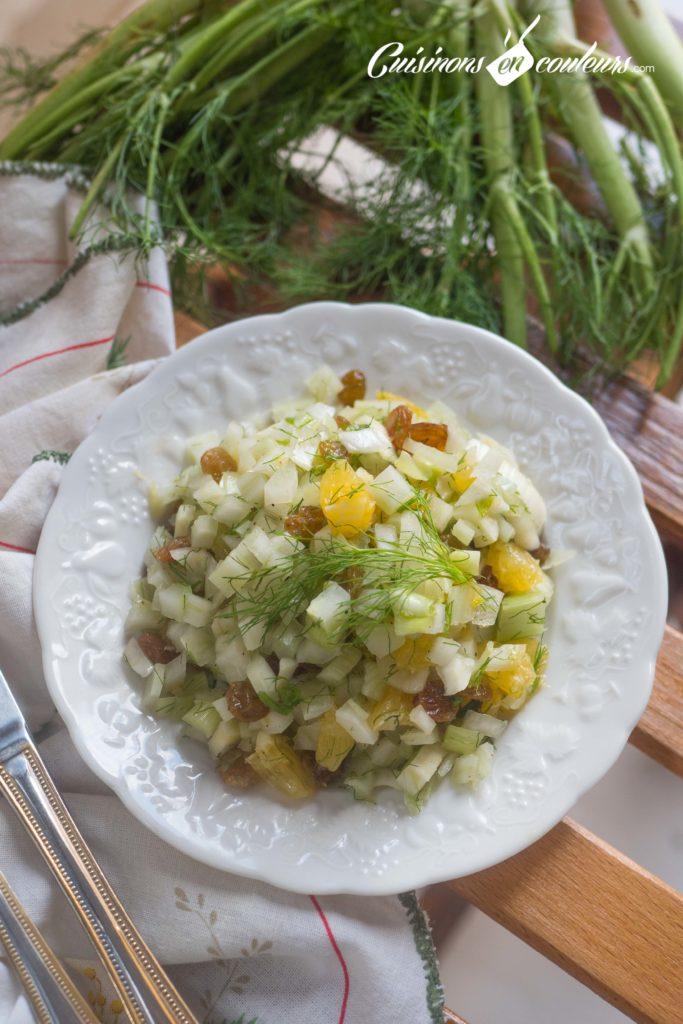 salade-fenouil-orange-683x1024 - Salade de fenouil à l'orange