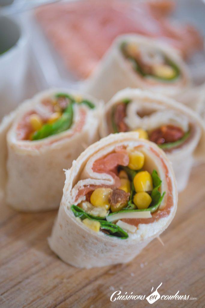 wrap-saumon-683x1024 - Wrap au saumon et aux épinards
