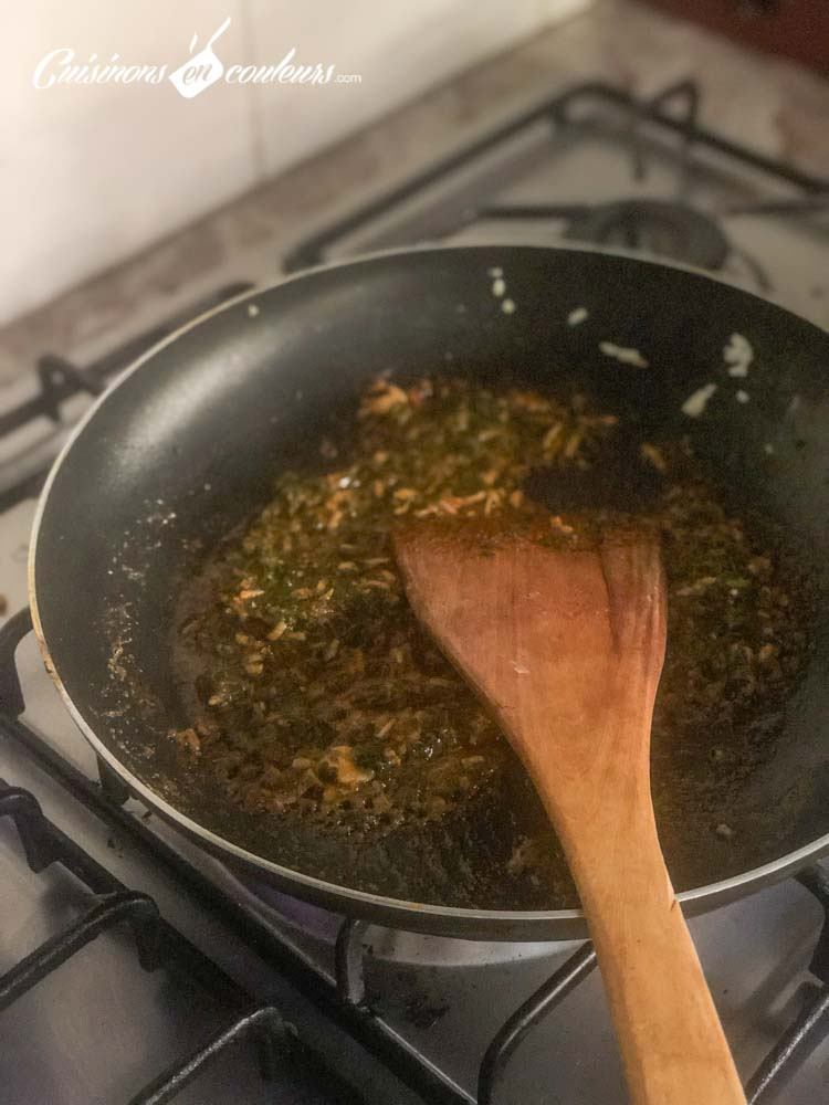 Foul-Mchermel-6 - Foul mchermel, les fèves à la chermoula
