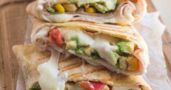 Tacos-Emmental-jambon-351x185 - Cuisinons En Couleurs