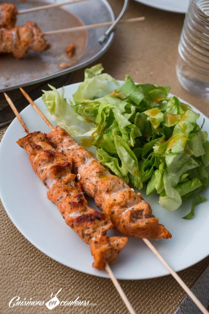Brochettes-de-poulet-3 - Brochettes de poulet