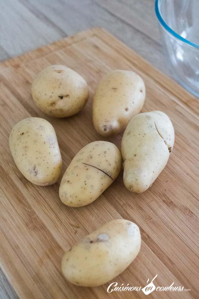 batata-harra-5 - Batata Harra, pommes de terre à la libanaise
