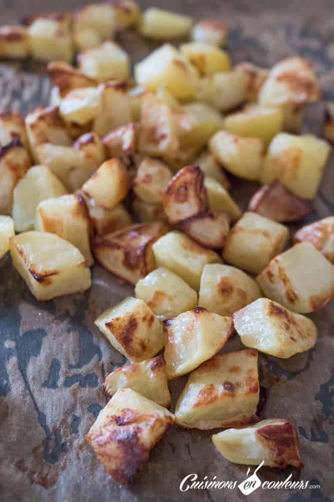 batata-harra-6 - Batata Harra, pommes de terre à la libanaise