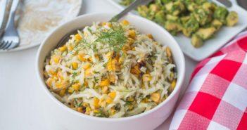salade-de-fenouil-maïs-aneth-9-351x185 - Cuisinons En Couleurs