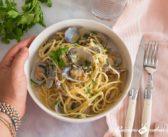 Spaghetti alle vongole, les spaghetti aux palourdes