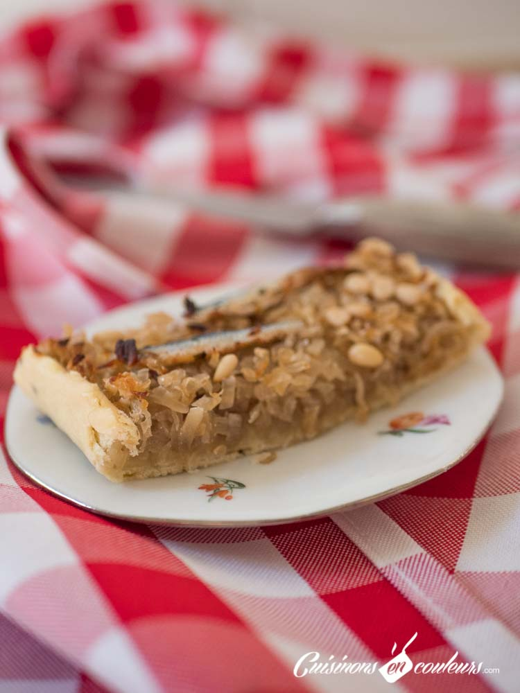 tarte-oignons-pissaladiere-16 - Tarte aux oignons façon pissaladière
