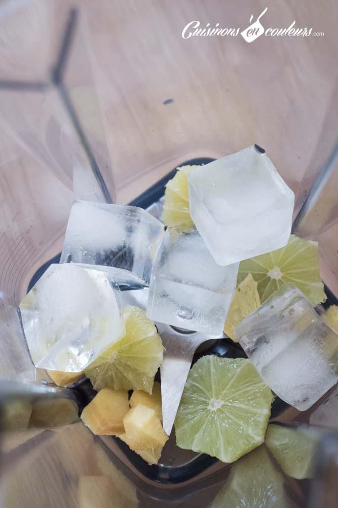 the-glace-citron-vert-basilic-gingembre-10 - Thé glacé au citron vert, gingembre et basilic
