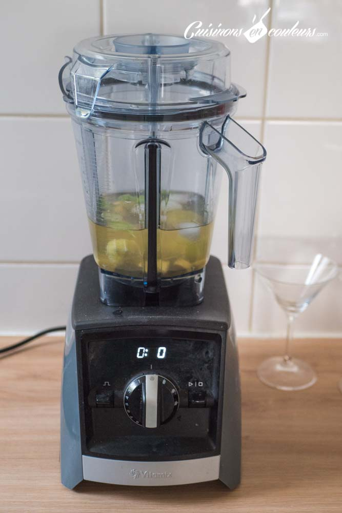 the-glace-citron-vert-basilic-gingembre-8 - Thé glacé au citron vert, gingembre et basilic