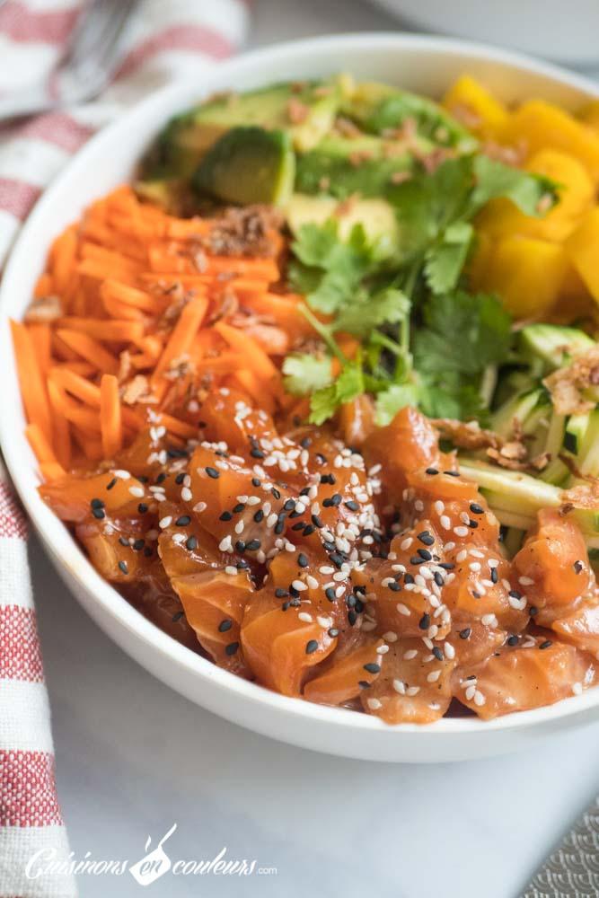 Poke-Bowl-au-saumon-3 - Poke Bowl au saumon