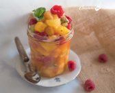 Incroyable salade de fruits à la cardamome et à la cannelle