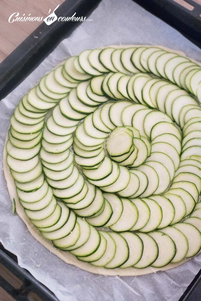 Tarte-fine-de-courgette-au-basilic-5 - Tarte fine de courgettes au parmesan