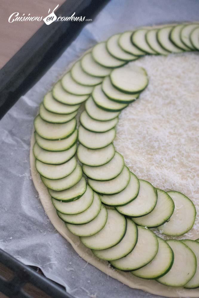 Tarte-fine-de-courgette-au-basilic-6 - Tarte fine de courgettes au parmesan