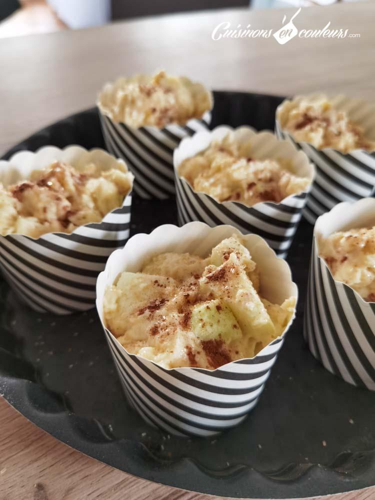 Muffins-aux-pommes-et-cannelle-7 - Muffins aux pommes et à la cannelle