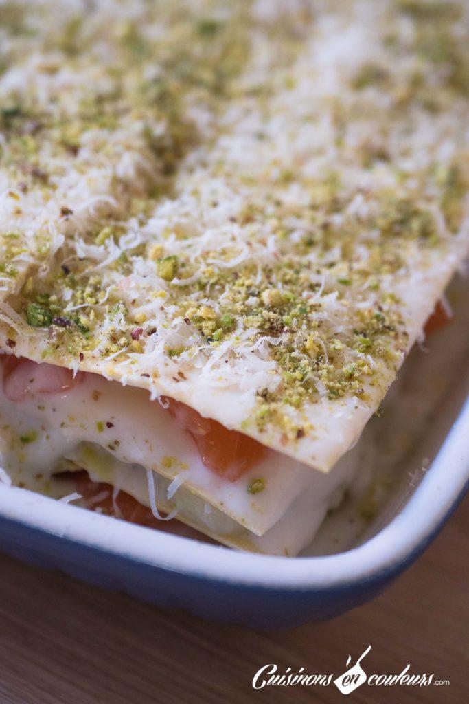 Lasagnes-poireaux-et-saumon-5-683x1024 - Lasagnes au saumon et aux poireaux